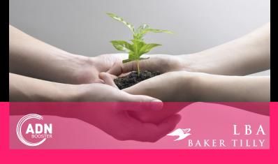 LBA Baker Tilly | Partenariat ADN'Booster