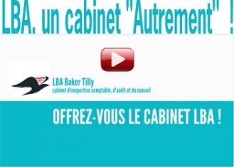 LBA Baker Tilly, cabinet d'expertise et d'audit recrute un auditeur junior