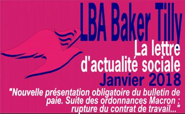 LBA | Lettre d'actualité sociale