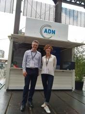 LBA | partenariat ADN'Booster Web2day